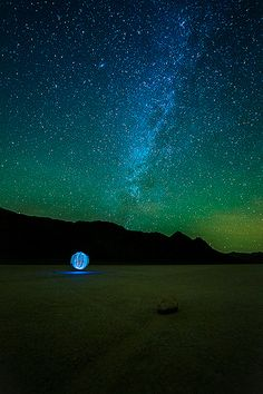 Death Valley Orb