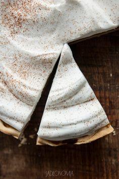 jadłonomia · roślinne przepisy: Pumpkin cream pie