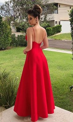 Want to shop Satin sexy cheap Prom Dresses online? Yesbabyonline will be the ideal store for you which offers custom-made prom dresses, wedding dresses at affordable price. Long Prom Gowns, Backless Prom Dresses, A Line Prom Dresses, Bridesmaid Dresses, Formal Dresses, Dresses Dresses, Dress Long, Fashion Dresses, Evening Party Gowns