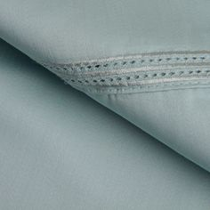 Hemstitch Embroidery Egyptian Cotton 800 Thread Count Sheet Set or Pillowcase Separates | Overstock.com