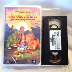Thumbelina (VHS, 1994) | Discover more ideas about Movie