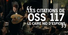 [VIDEO] Les citations dOSS 117 Le Caire Nid dEspions Top Videos, Movies, Movie Posters, Funniest Quotes, Spy, Cairo, Nest, Film Poster, Films