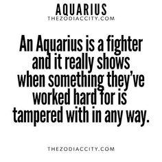Ya true. #Aquarius #Zodiac