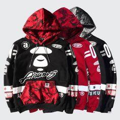 a05a2bbd6884 2017 Men s Japan Bape Ape Head Hoodie Sweater Hooded Coat Outwear Jacket  Aape in Clothing