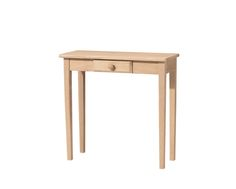 Sam's Wood Furniture Small Hall Table - unfinished $89