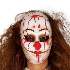 Masque Clown Assassin #masquesdéguisements #accessoiresdéguisements #accessoiresphotocall