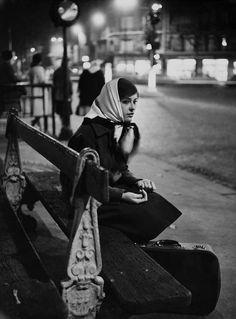 Robert Doisneau: 1961 Paris