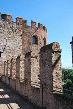 Roma: Museo delle Mura, Porta San Sebastiano