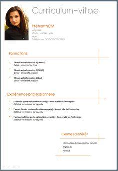 Livre Votre Cv En Anglais Et En Francais. (Your Resume Or Cv In French And In