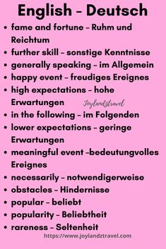 Learning German and English - Bildungsniveau German Grammar, German Words, German Language Learning, Learn A New Language, German English, Learn English, Learning Languages Tips, Foreign Languages, Deutsch Language