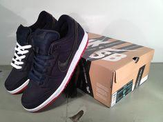 Nike SB Levi Hyperstrike Dunk Low