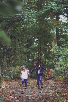 Jennalane: Pumpkin Patch #childphotography, #fall, #pumpkins, #leaves, #forest, #fallsession, #Fallfamilysession, #marylandphotographer, #canon, #chasingthelight, #kids, #sisters, #green, #sisterlove,