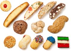 A Closer Look at Your Italian Bakery's Cookie Case | Serious Eats
