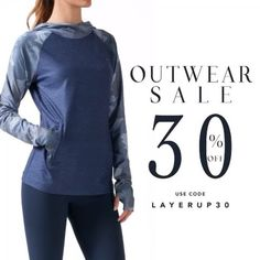 HERE IT IS!! 😱 LAYER UP WITH OUR OUTWEAR SALE!! DON'T WAIT😉 Use code LAYERUP30 ✨Link in bio✨