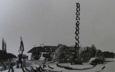 """Constantin Brâncuşi, zeul ţăran.Rockefeller: """"Cum pot să te ajut?"""" Brâncuşi: """"Ia şi mătură atelierul!"""" Constantin Brancusi, Utility Pole, Paris Skyline, Romania, Atelier"""