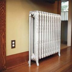 Cast Iron Radiators | A 1908 Cottage With Simple Elegance | Photos | Remodels | This Old House