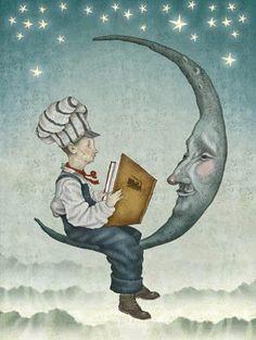 La Luna and the chef