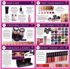 Love, love everything about Younique!  www.youniqueproducts.com/PamKey