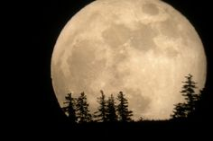 Supermoon May 5, 2012