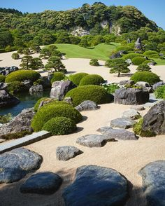 Today I kept myself busy! Morning visit to Izumo and in the afternoon I headed to Yasugi to visit the Adachi Museum and its unreal Japanese garden. #adachimuseum #japan #garden #design #landscape #yasugi #architecture #travel #wanderlust #sunny #museum