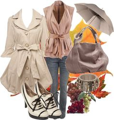 """Soft Autumn"" by adina87 on Polyvore"