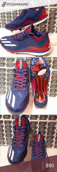9540d470ffe1 Adidas Boost Icon 2.0 Kris Bryant USA SampleCleats This listing is for a  pair of Adidas