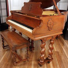 Niendorf German Baby Grand Piano Ebay Pianos