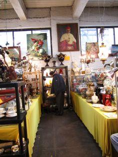 Antiques Garage, Chelsea