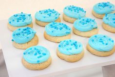 Krissy's Creations: Frosted Soft Sugar Cookies