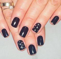 Black Manicure Ideas | POPSUGAR Beauty