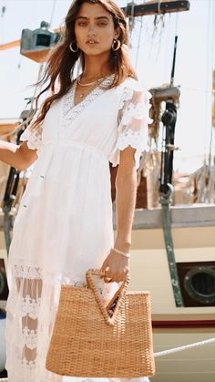 Stylish Summer Outfits, Spring Outfits, Casual Outfits, Cute Outfits, Donia, Costume, Up Girl, The Dress, Spring Summer Fashion