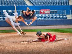 Ballet + Baseball