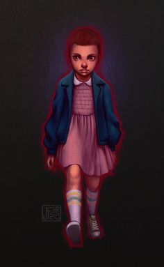 Eleven by joifish on DeviantArt