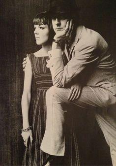 Mary Quant, 1960s.