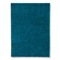 Room Essentials™ Shag Rug - Teal