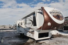2013 Bighorn RV 3010RE Fifth Wheel https://rockymountainrv.com/rv/3010re-bighorn-heartland-2013/