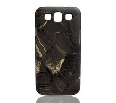 Golden Lava Stone Marble Phone Case - Samsung Galaxy S3