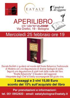 Presentazione-degustazione Aceto Balsamico Tradizionale di Modena - Aperitivo