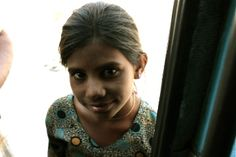 One of the untouchables in India. No food, no shelter, but loved to play like any other child