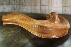 """Actualité / Le """"Amada Bench"""" de Matthias Pliessnig / étapes: design & culture visuelle"""