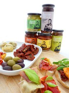 Antipasti and Olives Jamie Oliver Range