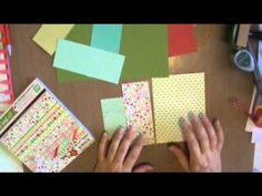 There's more to scrapbooking and cardmaking than gluing random pieces of paper together! Learn techniques like how to mix patterned paper and your scrapbook page layouts will look so much more polished. By Marti Wills for http://www.favecrafts.com/Scrapbooking