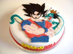 Pasteles de Goku: Imágenes y Fotos de Tortas Decoradas de Goku