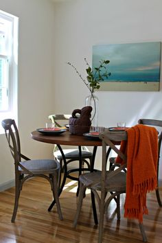 Beach house — staging by Madison Modern Home