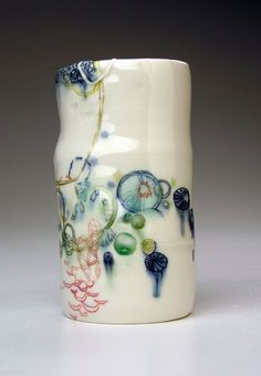 michelle summers art | Michelle Summers - pottery - painterly - inspiration www.amidolling ...