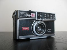 Vintage Kodak Instamatic 304 Camera