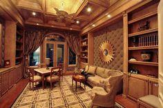 Varney Residence - traditional - home office - las vegas - Richard Luke Architects P.C.