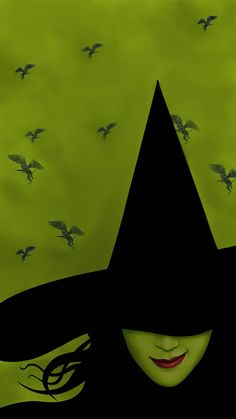 Wicked - iPhone Backgrounds - Broadway Backgrounds