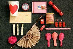 San Valentín: Valentine in a box