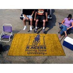 Murray State Racers NCAA Ulti-Mat Floor Mat (5x8')